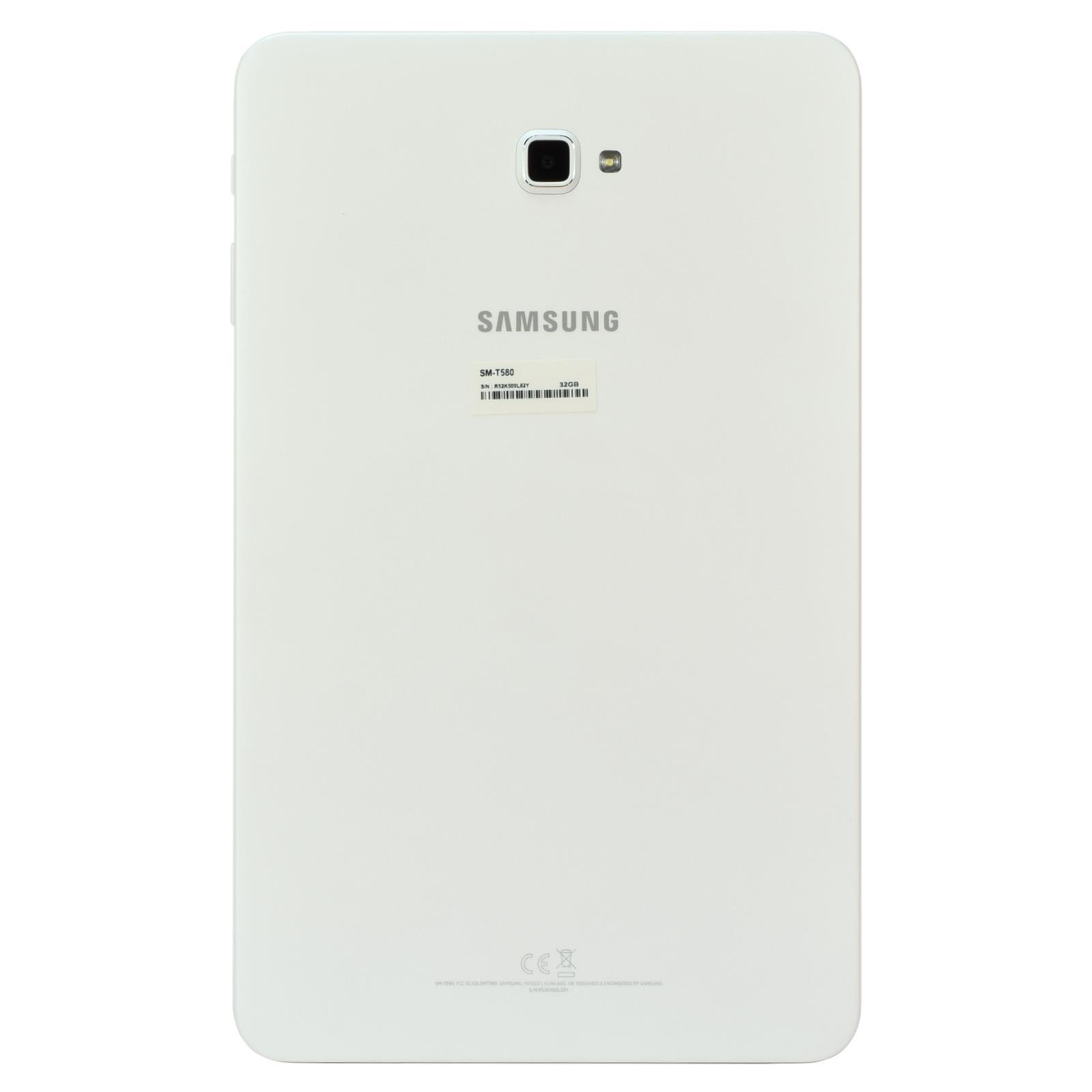 Samsung-Galaxy-Tab-A-10-1-T580-WiFi-2016-32GB-16GB-Tablet-in-All-Colours miniatura 4