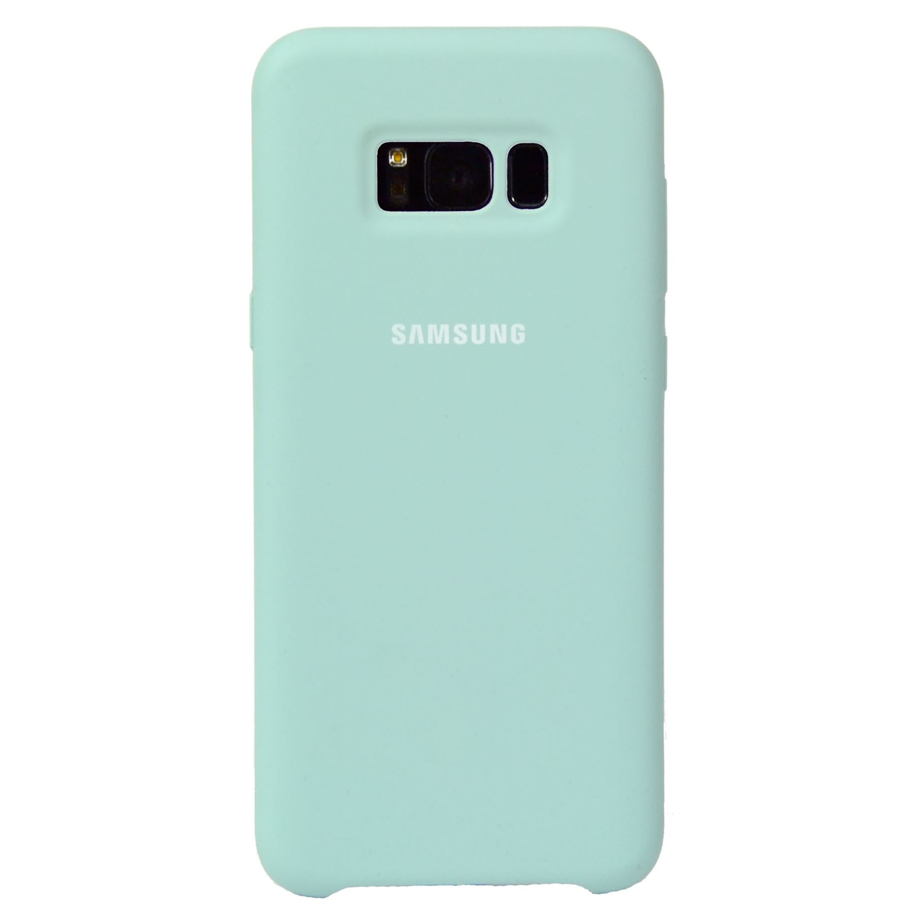Samsung S8 Case Original Silicone Galaxy Plus Phone Cover Casing For