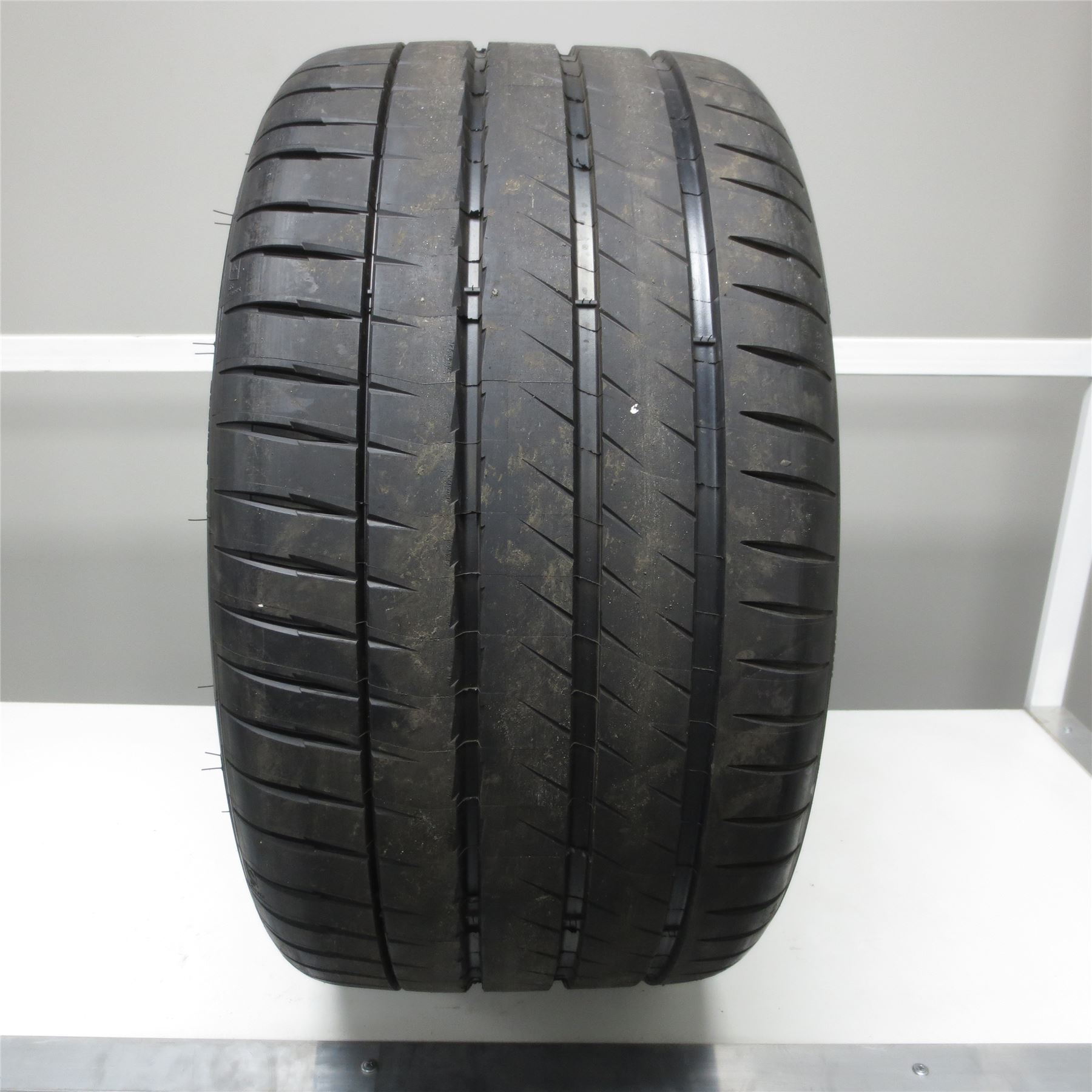 315 30r20 michelin pilot sport 4s 104y tire 9 32nd no repairs ebay. Black Bedroom Furniture Sets. Home Design Ideas