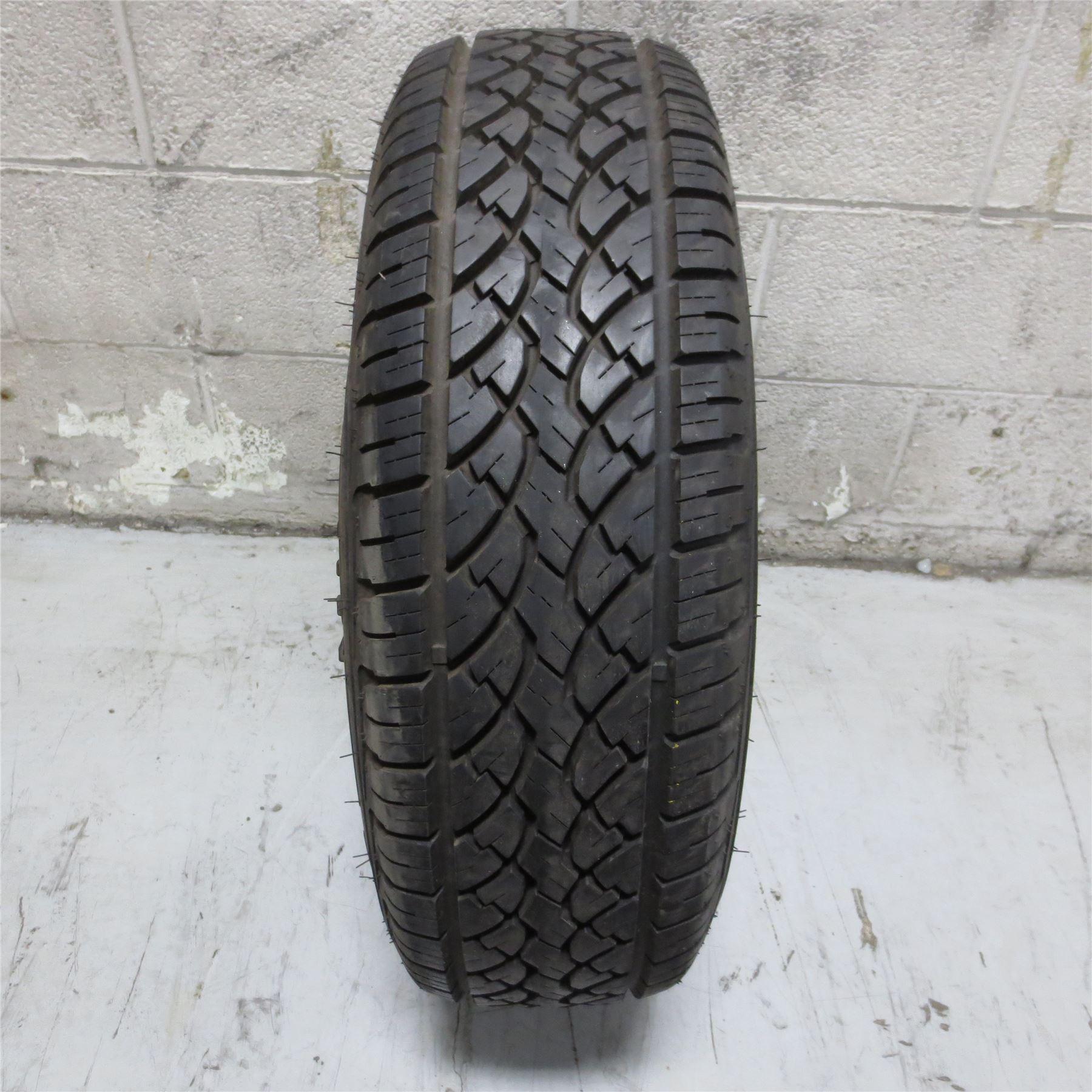 215/70R16 Zenna Advanta SUV 99T Tire (11-11.5/32nd) NO REPAIRS! | eBay