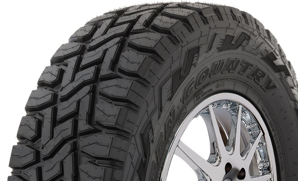TOYO Open Country C//T LT285//60R20 125//122Q E//10 OPCT TL