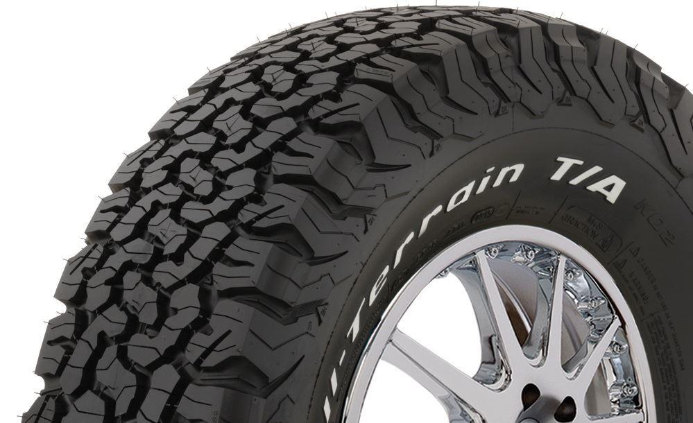 30x9.50R15//C 104S BFGoodrich All-Terrain T//A KO2 Radial Tire