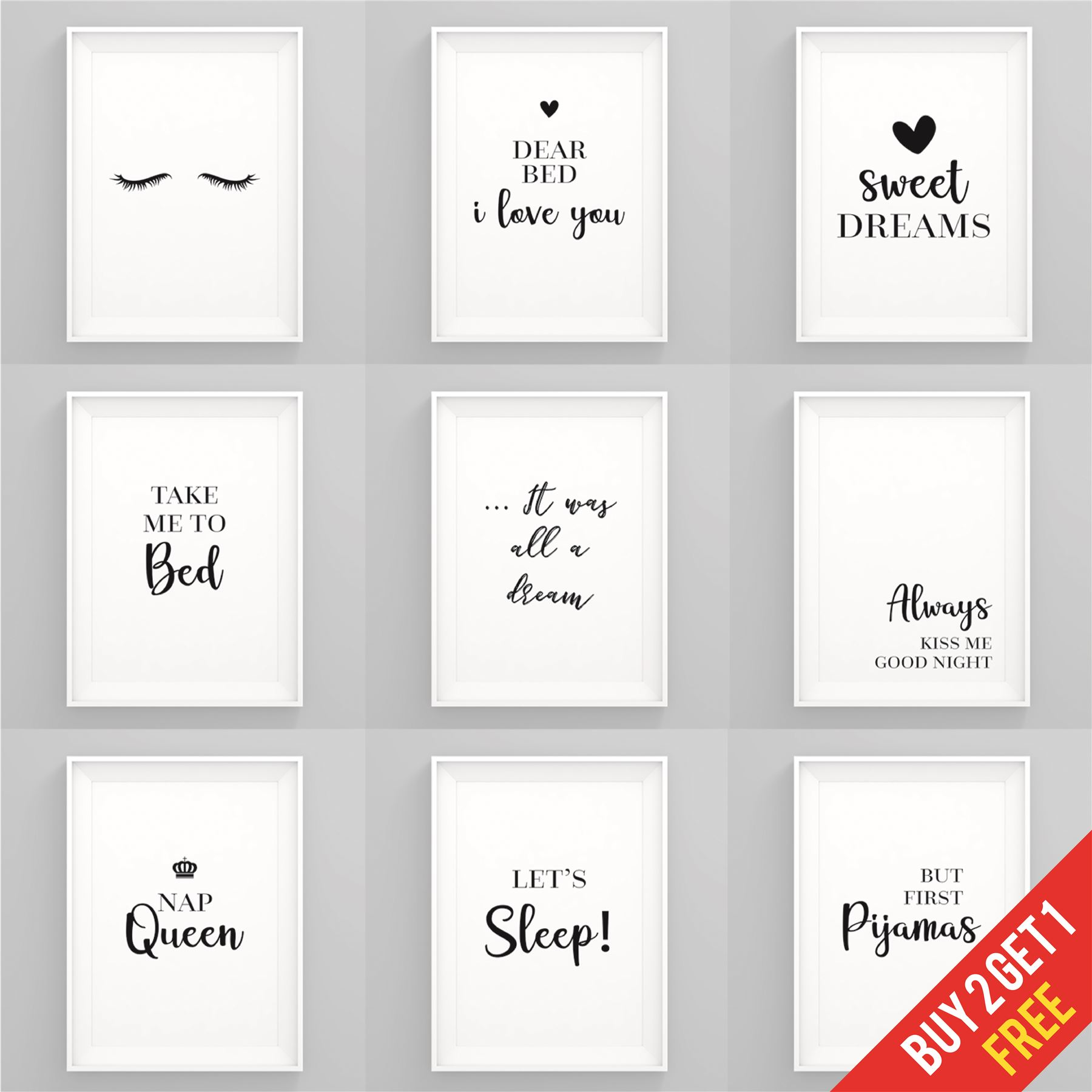 Bedroom Prints Black And White Art Prints For Bedroom Framed Wall Art Quotes Ebay