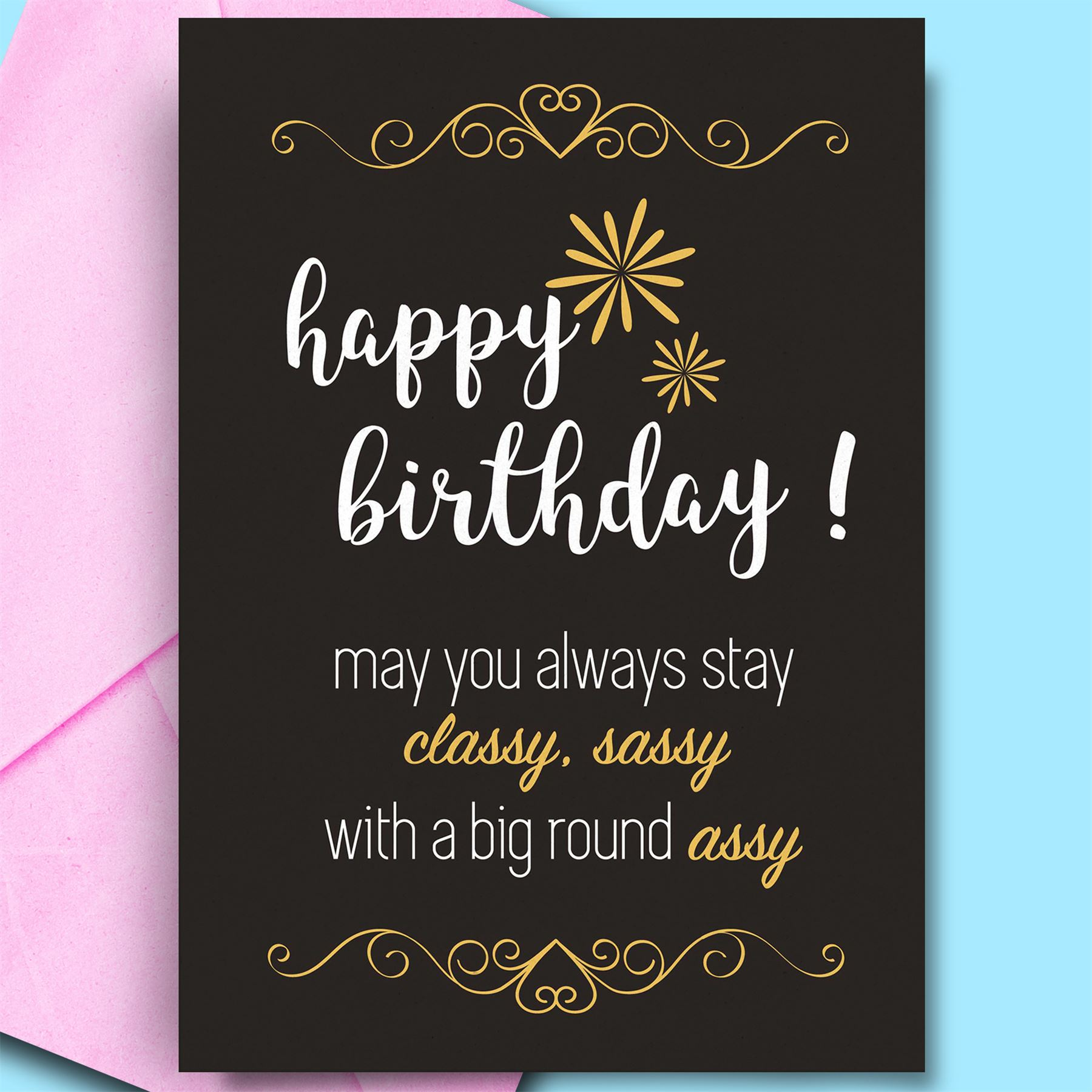 Terrific Funny Happy Birthday Cards For Uncle Mum Dad Friend Comedy Rude Funny Birthday Cards Online Fluifree Goldxyz