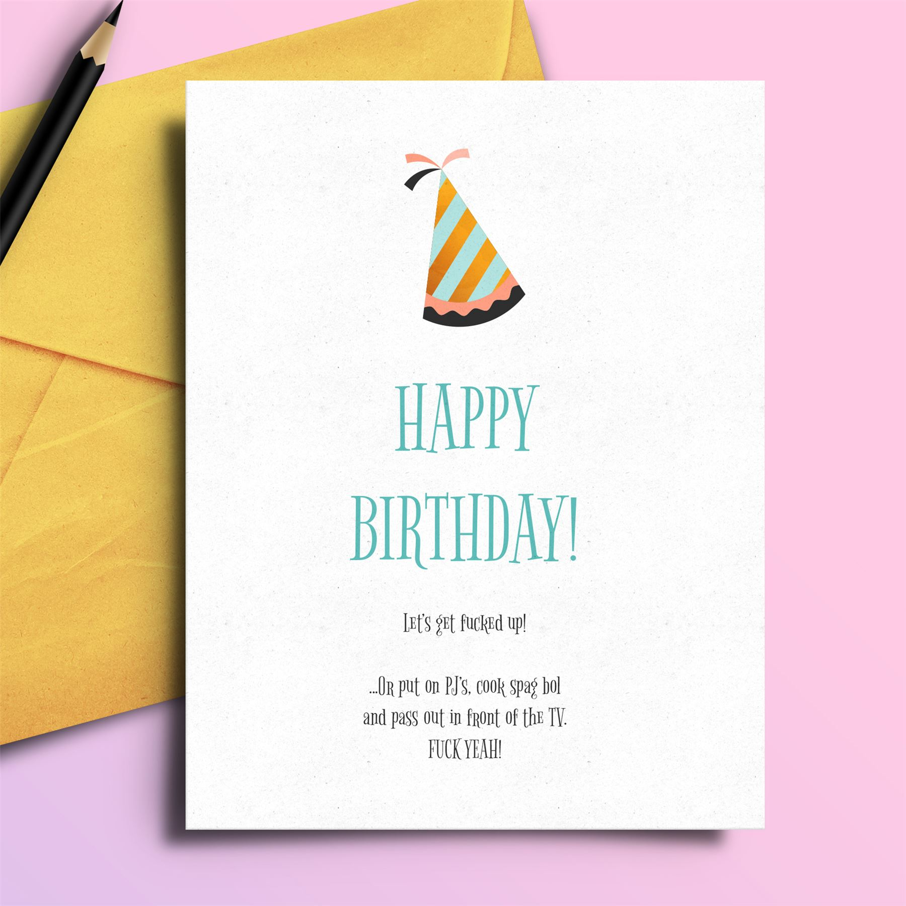 Details About Humorous Birthday Cards Brother Bestfriend Husband Insulting Funny Humour