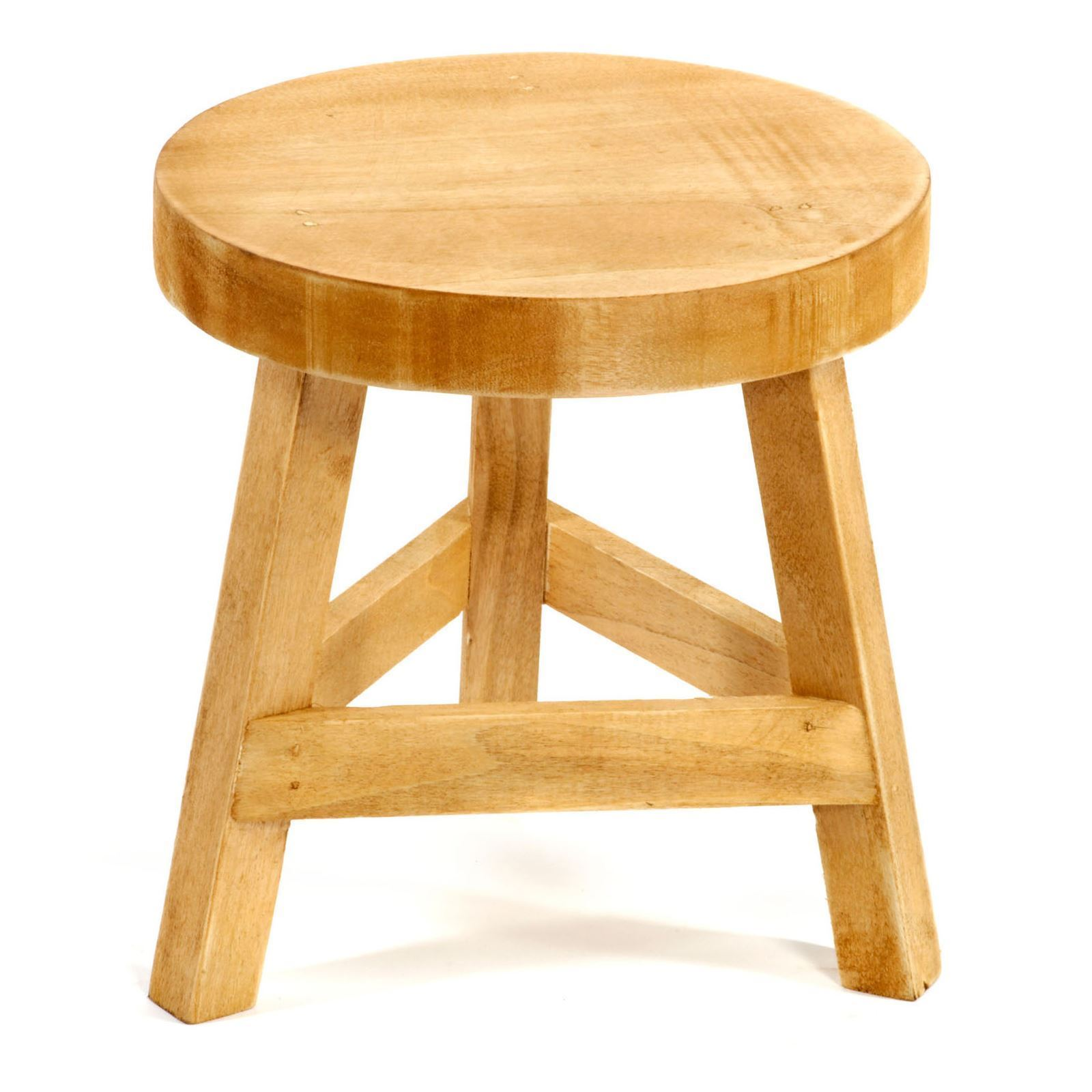 amazon step made stool wood usa kitchen wooden dp small in com dining