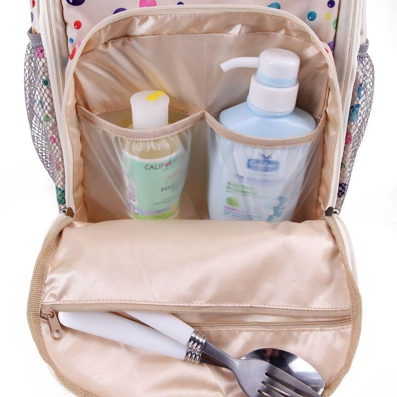 Babyhugs Multi Function Baby Nappy Diaper Changing Backpacks Rucksacks Sets