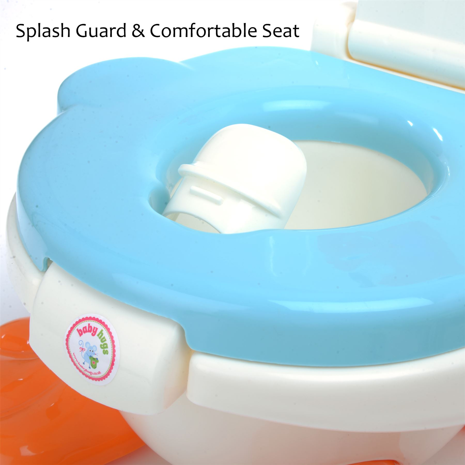 Baby-Toddler-Toilet-Training-potty-Seat-2-step-  sc 1 st  eBay & Baby Toddler Toilet Training potty Seat - 2 step Ladder Toilet ... islam-shia.org