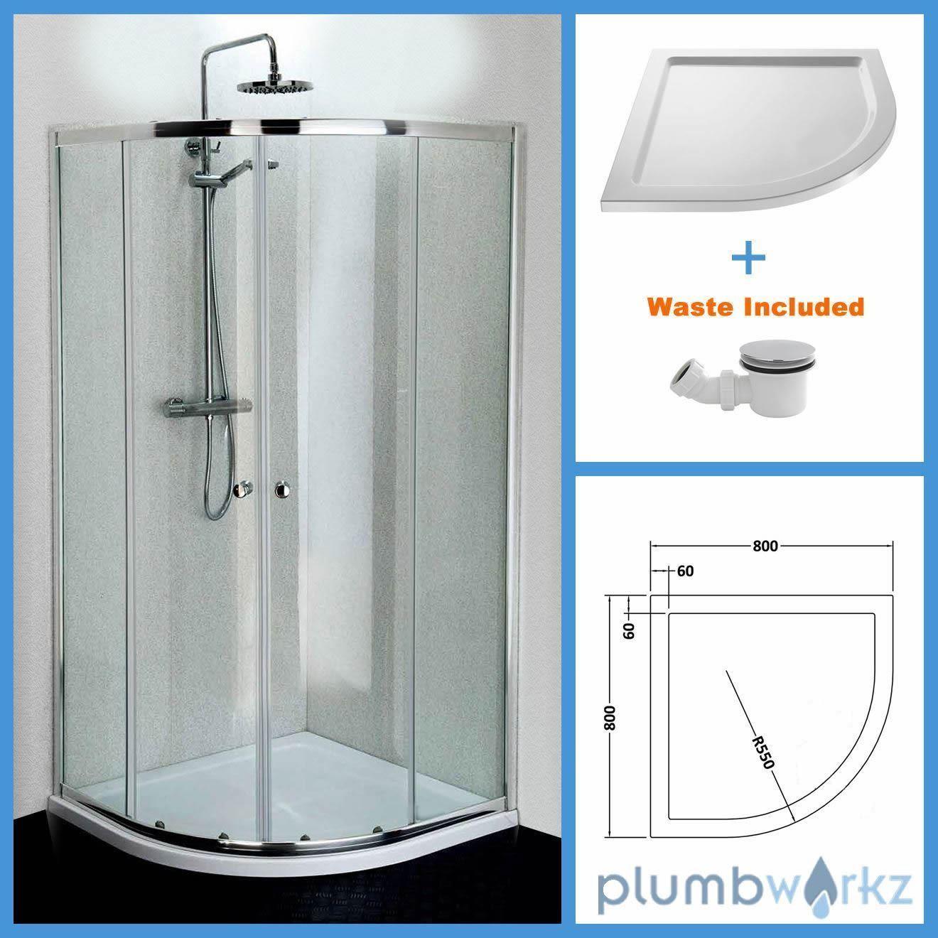 Bathroom suites with shower enclosures - Quadrant Shower Enclosure Wc Amp Basin Bathroom Suite