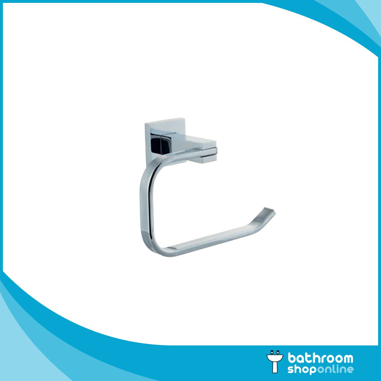 Bathroom accessories soap dishes tooth brush towel rail toilet brush holder ebay - Bathroom accessories towel rail ...