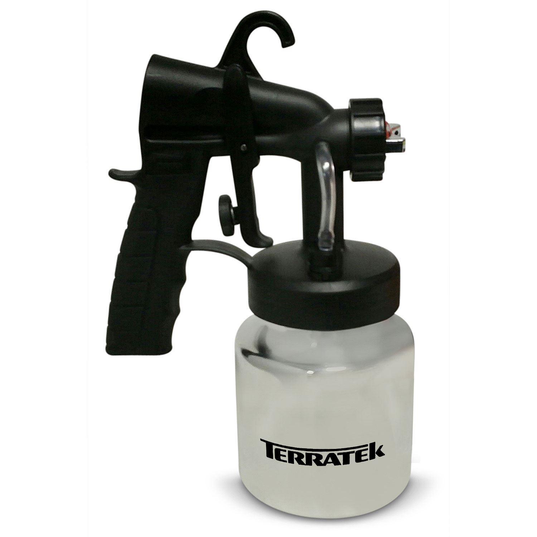 Airless Paint Sprayer Spray Gun Electric Hvlp Hand Held 650w Spraygun System