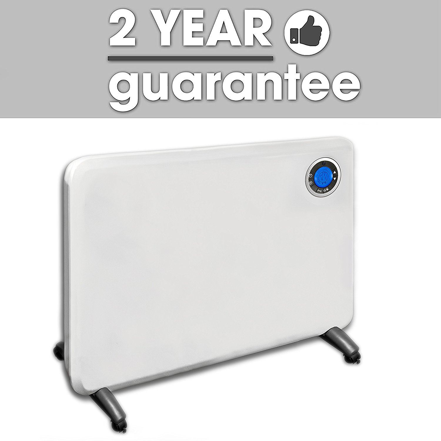 ELECTRIC PANEL HEATER RADIATOR THERMOSTAT WITH TIMER WALL ...