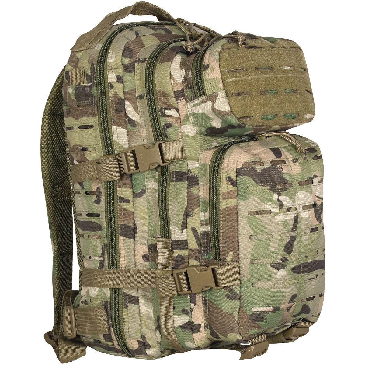 Viper Tactical Lazer Garrison Pack Airsoft MOLLE Backpack Rucksack Combat New