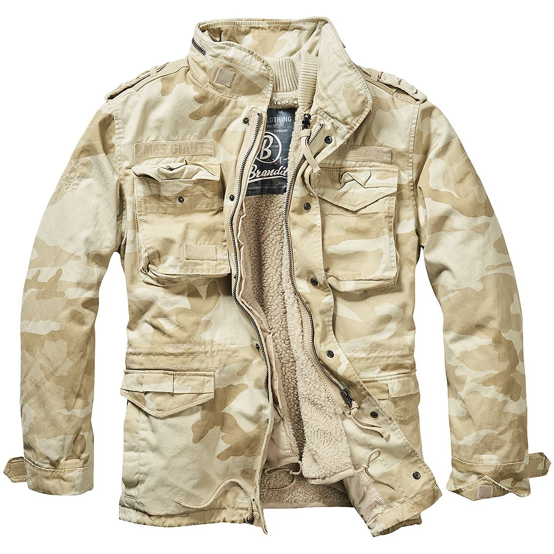 Details about BRANDIT M65 GIANT MENS MILITARY PARKA US ARMY JACKET WINTER ZIP OUT LINER OLIVE