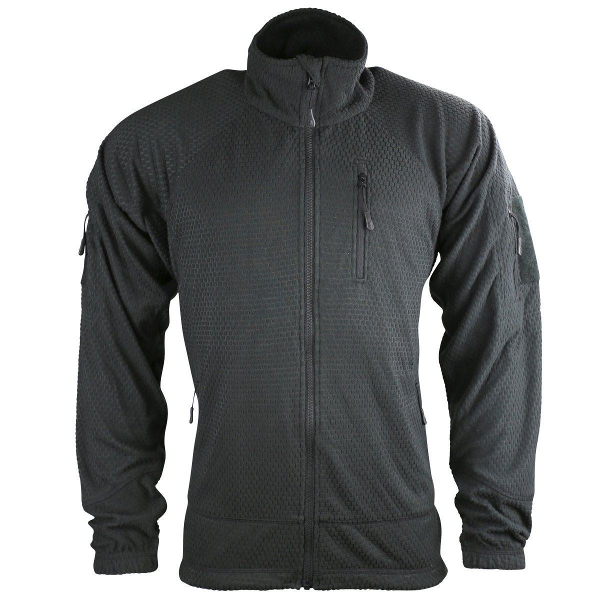 Shooting In Delta Colorado: KOMBAT DELTA TACTICAL GRID FLEECE JACKET WARM RECON ARMY