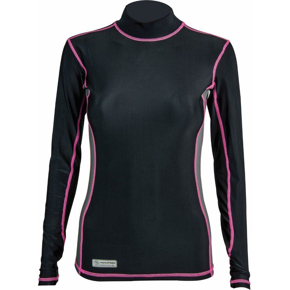 Highlander Pro Comp Womens Long Sleeved Top