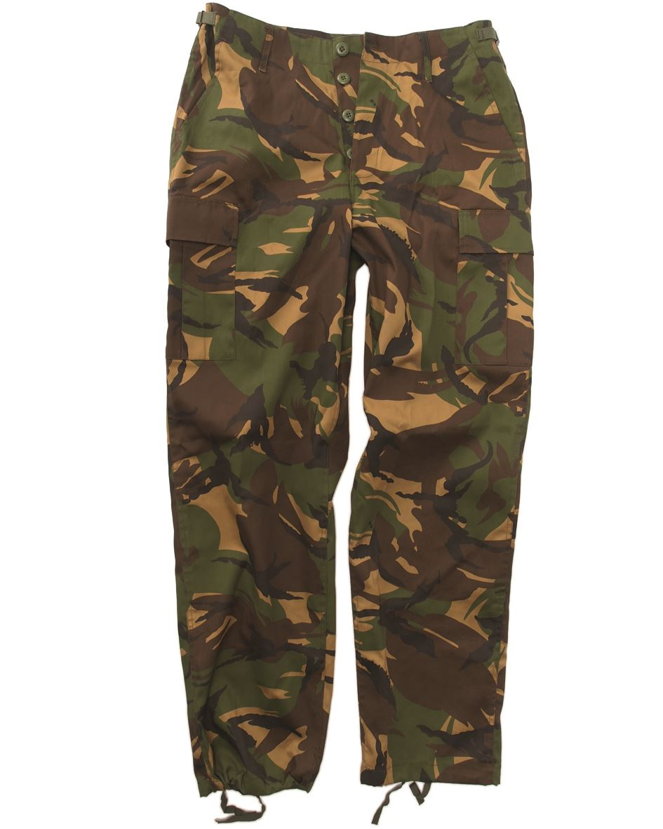 MIL-TEC-MENS-BDU-TROUSERS-COMBAT-CARGO-TOUGH-US-ARMY-WORK-UNIFORM-RANGER-PANTS thumbnail 6