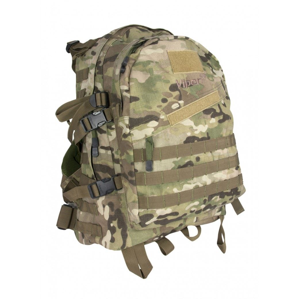 VIPER Special Ops ZAINO PACCO TATTICA MOLLE Esercito Campeggio Trekking 45L Da Montagna 45L Trekking da193d