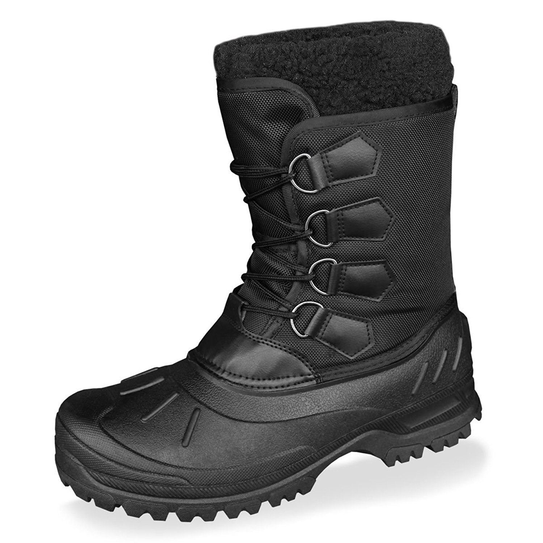 Dettagli su Brandit Highland Combattimento Military Neve Tempo Extreme Stivali Freddo