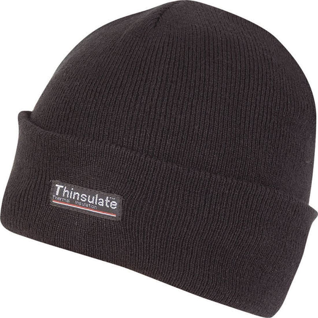 bb58baf9 JACK PYKE MENS THINSULATE THERMAL FLEECE LINING ARMY BEANIE BOB HAT ...
