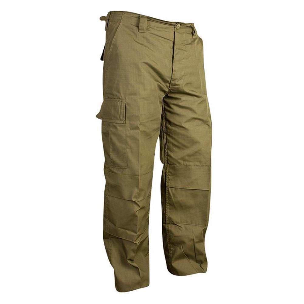 KOMBAT M65 BDU TROUSERS COMBAT RIPSTOP TACTICAL ARMY PATROL WORK PANTS
