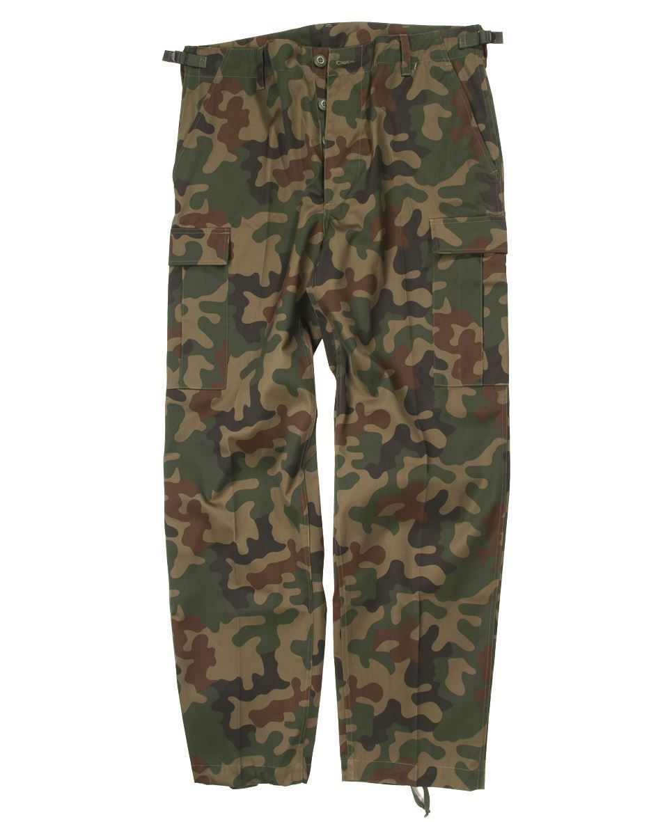 MIL-TEC-MENS-BDU-TROUSERS-COMBAT-CARGO-TOUGH-US-ARMY-WORK-UNIFORM-RANGER-PANTS thumbnail 11