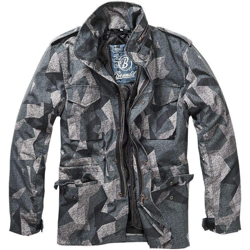 BRANDIT-M65-JACKET-QUILTED-LINER-MENS-MILITARY-ARMY-TACTICAL-COMBAT-FIELD-COAT thumbnail 7