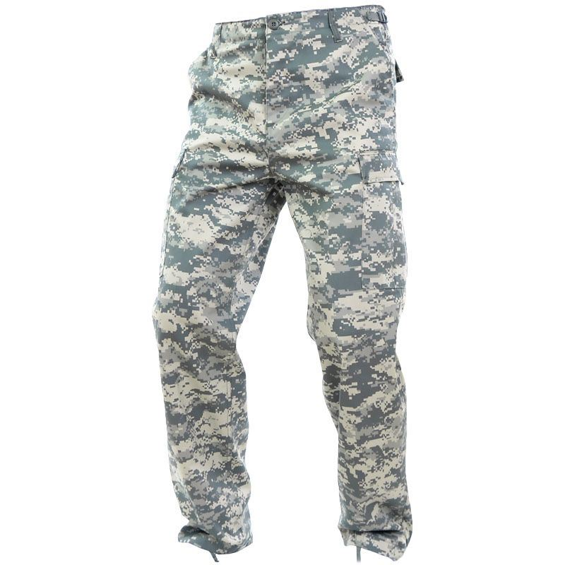 MIL-TEC-MENS-BDU-TROUSERS-COMBAT-CARGO-TOUGH-US-ARMY-WORK-UNIFORM-RANGER-PANTS thumbnail 3