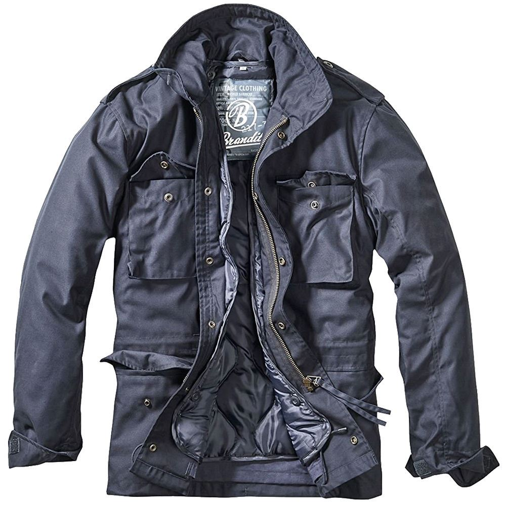 BRANDIT-M65-JACKET-QUILTED-LINER-MENS-MILITARY-ARMY-TACTICAL-COMBAT-FIELD-COAT thumbnail 6