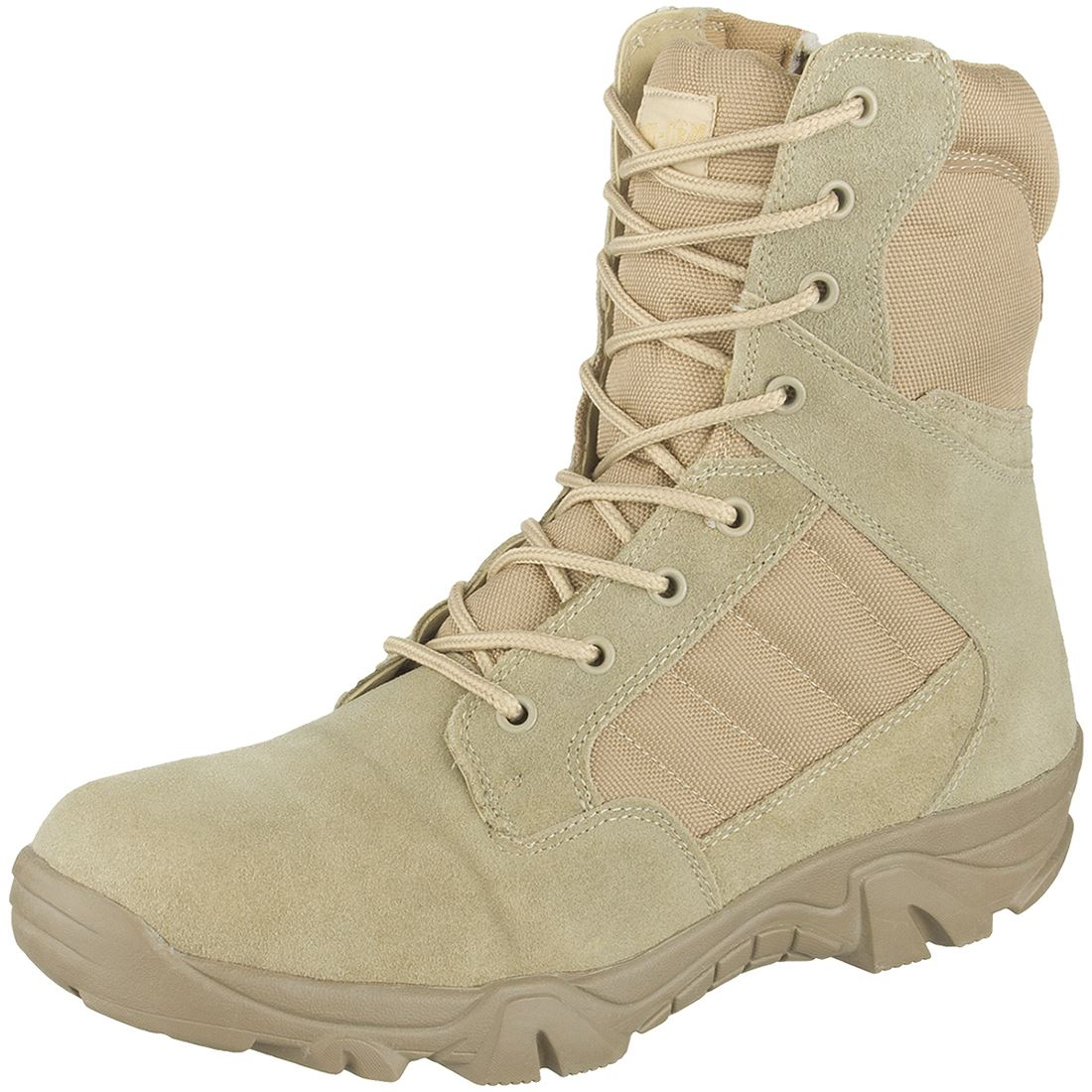 MIL-COM HIKING RECON SIDE ZIP Stiefel AIRSOFT SECURITY MILITARY HIKING MIL-COM WORK TACTICAL 6bbe14