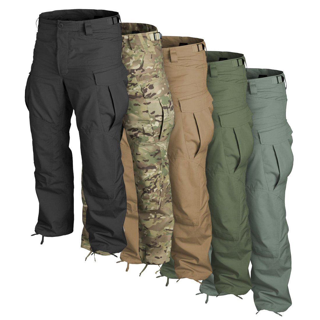 better price for picked up preview of MENS COMBAT PANTS CARGO UNIFORM SFU HELIKON ARMY NEXT ...