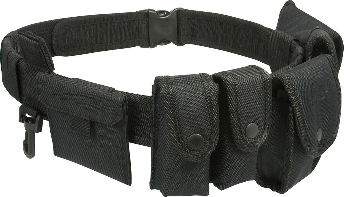 Black Viper Security Belt