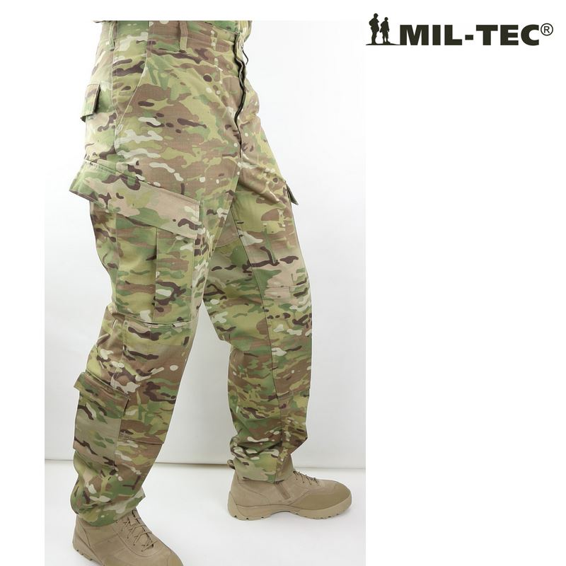 MIL-TEC-MENS-BDU-TROUSERS-COMBAT-CARGO-TOUGH-US-ARMY-WORK-UNIFORM-RANGER-PANTS thumbnail 9