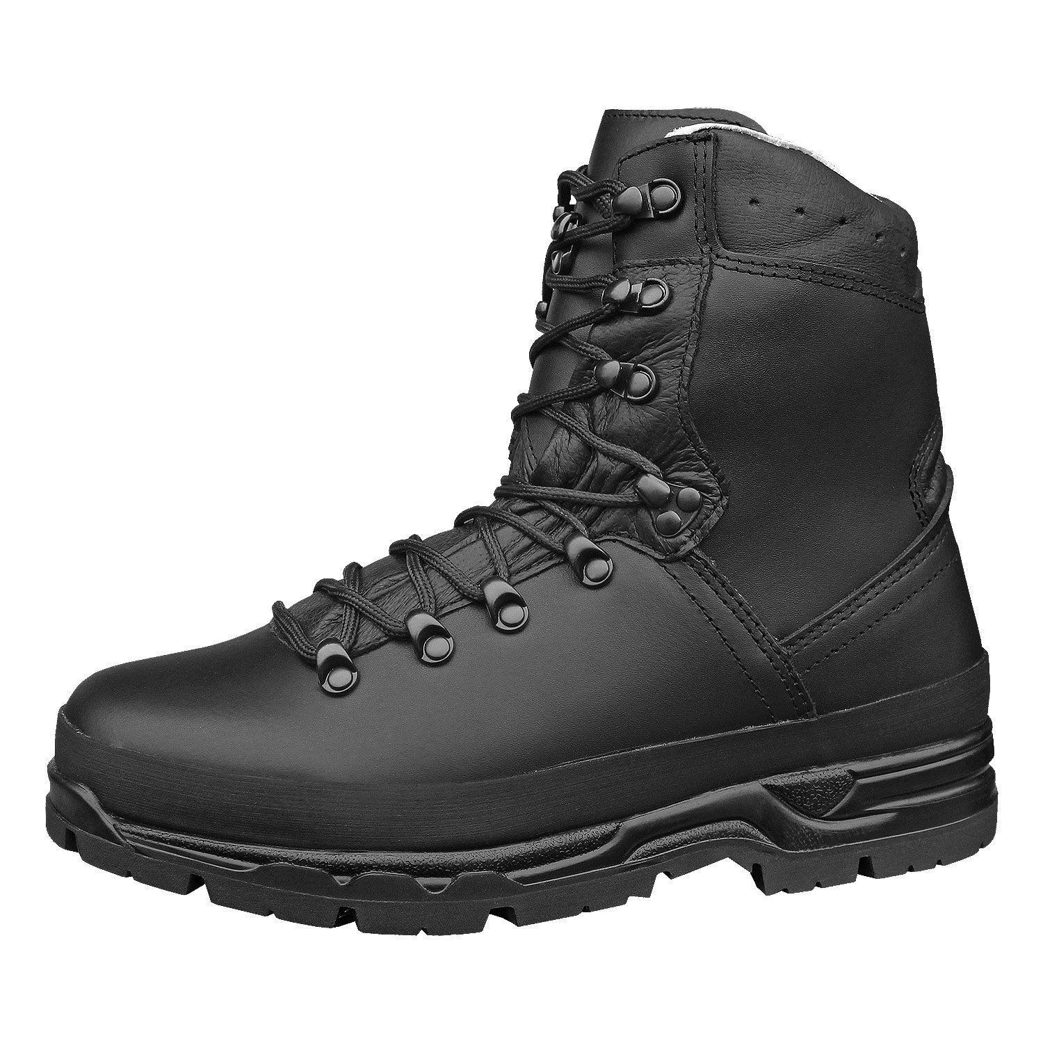 BRANDIT BW  LEATHER MOUNTAIN TACTICAL MENS BOOTS HIKING  OUTDOOR MENS TACTICAL FOOTWEAR 1d3934