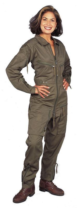 PILOTS FLIGHT SUIT CONTINENTAL AVIATORS FLYING COVERALL RAF MILITARY BOILERSUIT