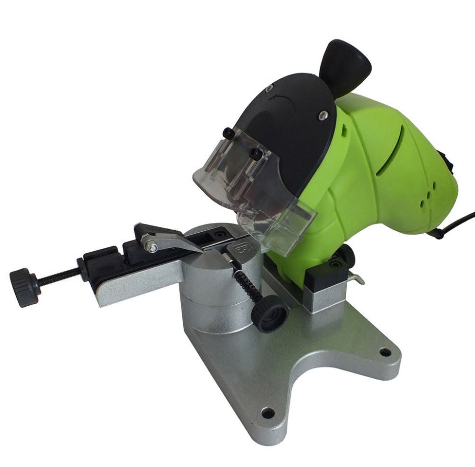Toolzone Electric Chainsaw Sharpener 130w Bench Mounted