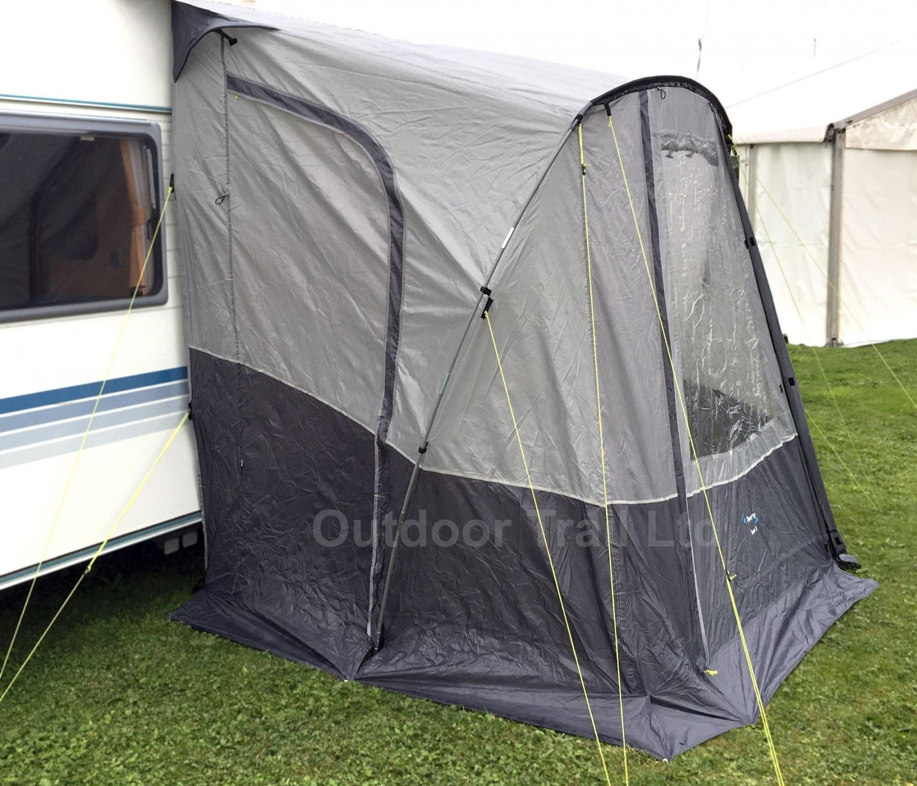 Iseo 2 Caravan Porch Awning Lightweight Quick & Easy To ...