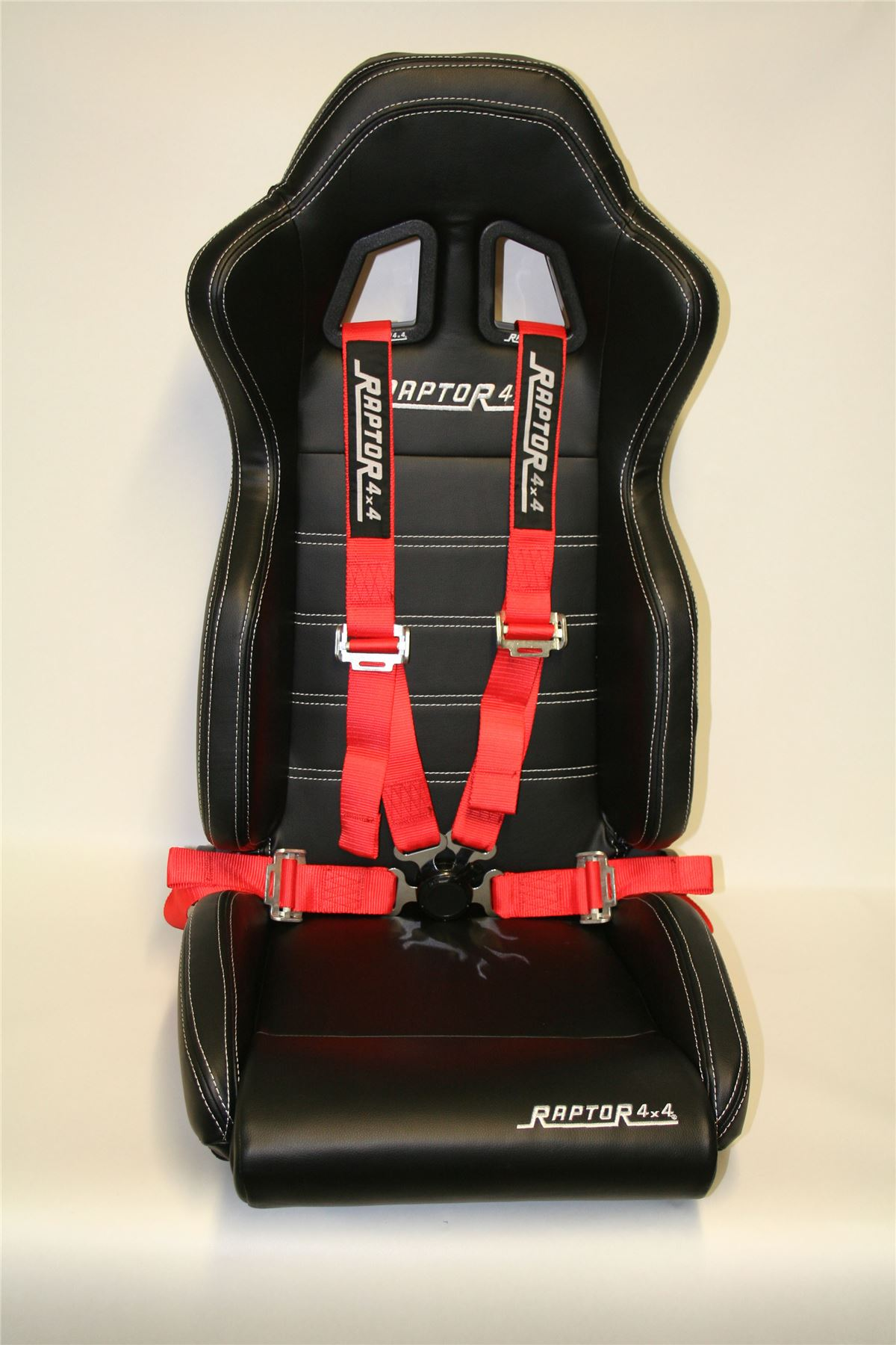 seat belt 4 point racing harness quick release track race drift 4x4 red ebay. Black Bedroom Furniture Sets. Home Design Ideas