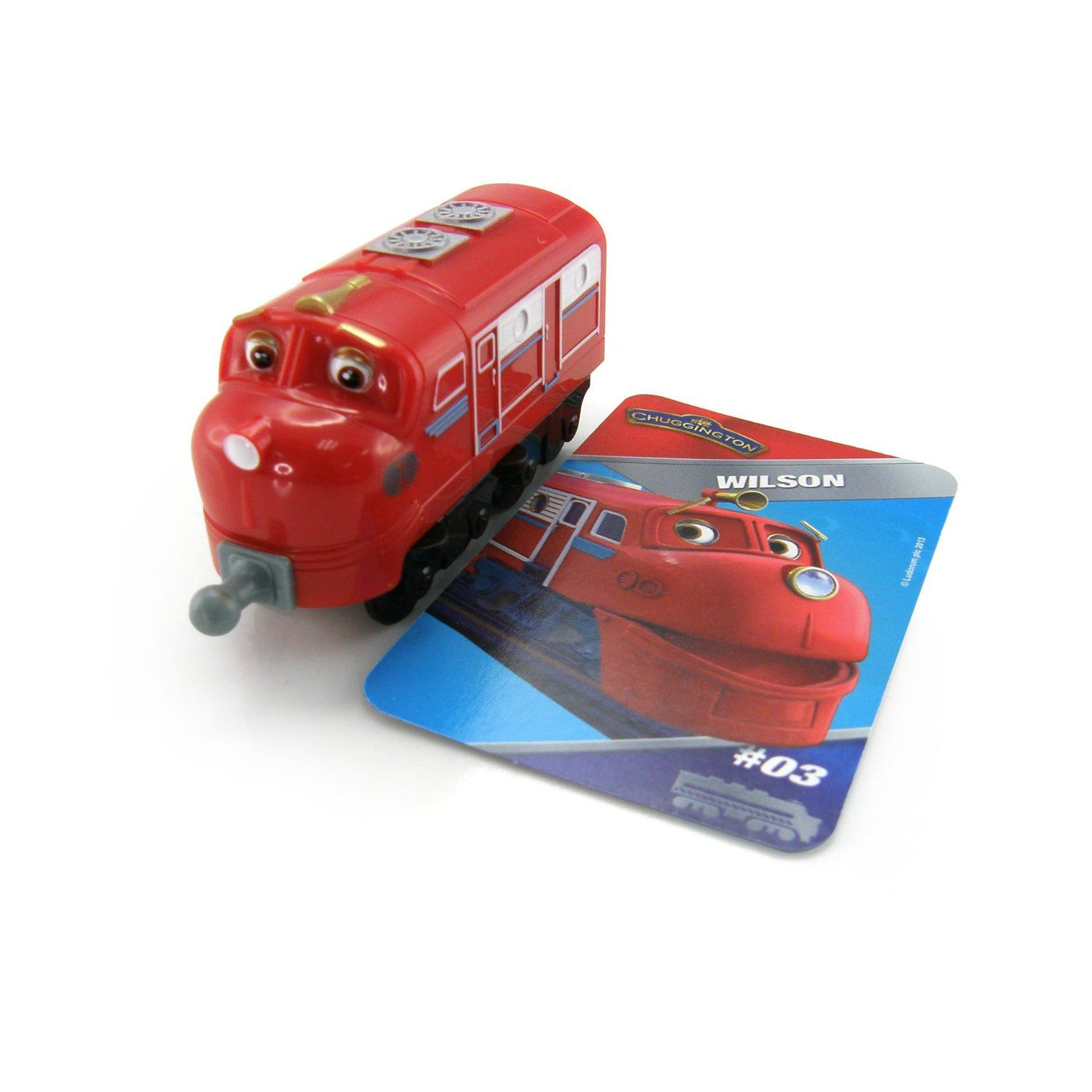 Wilson - Chuggington Stack Track