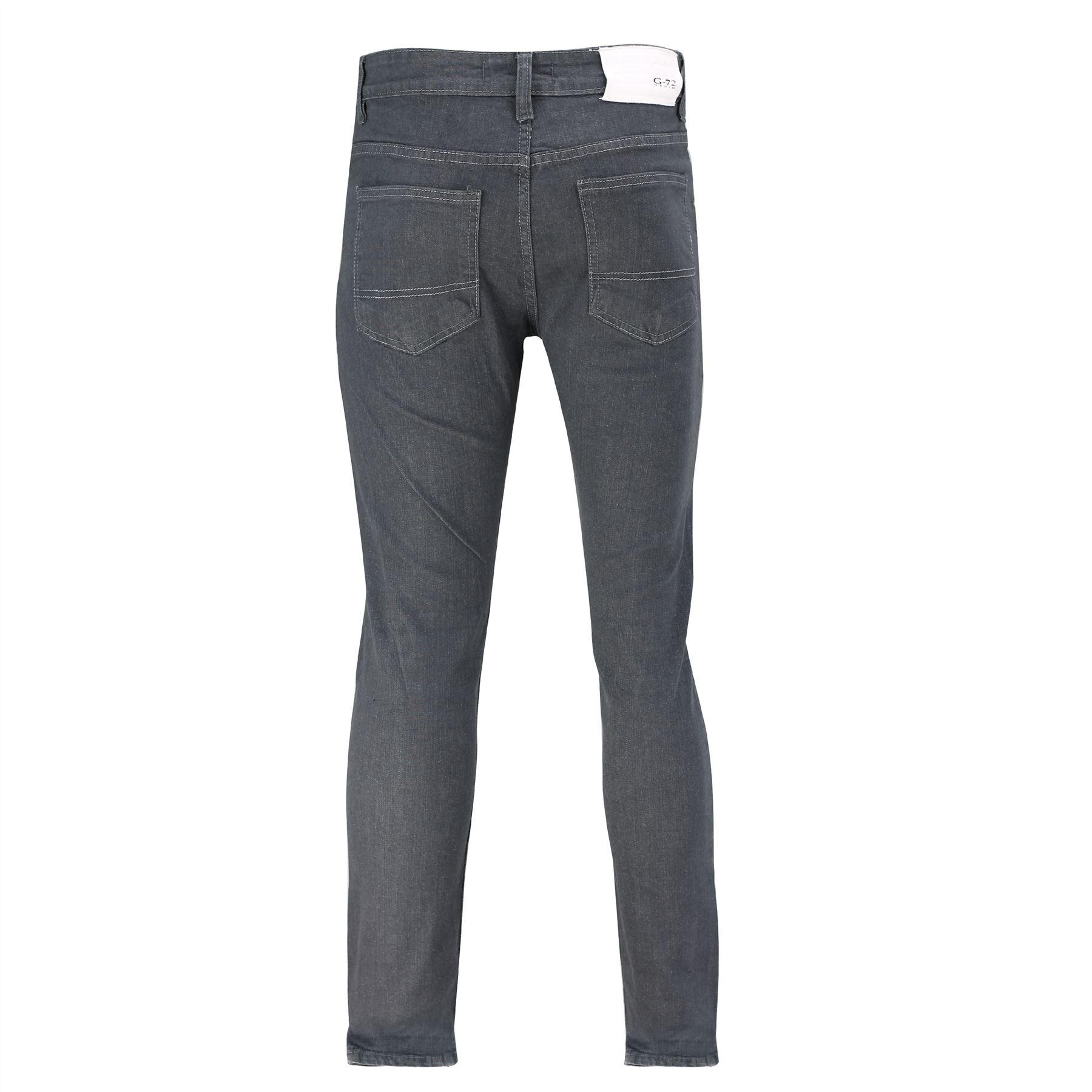 Hombre-Nuevo-G72-Super-Elastizados-Ajustados-Slim-Fit-Pantalones-De-Algodon-Pantalones-Jeans-Denim