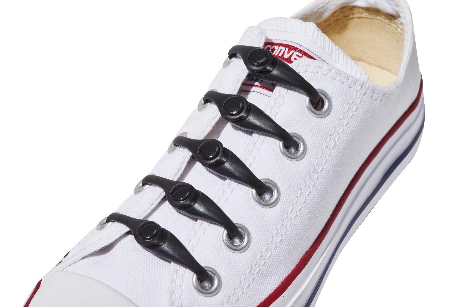 Men S Black Shoe Laces Lengths
