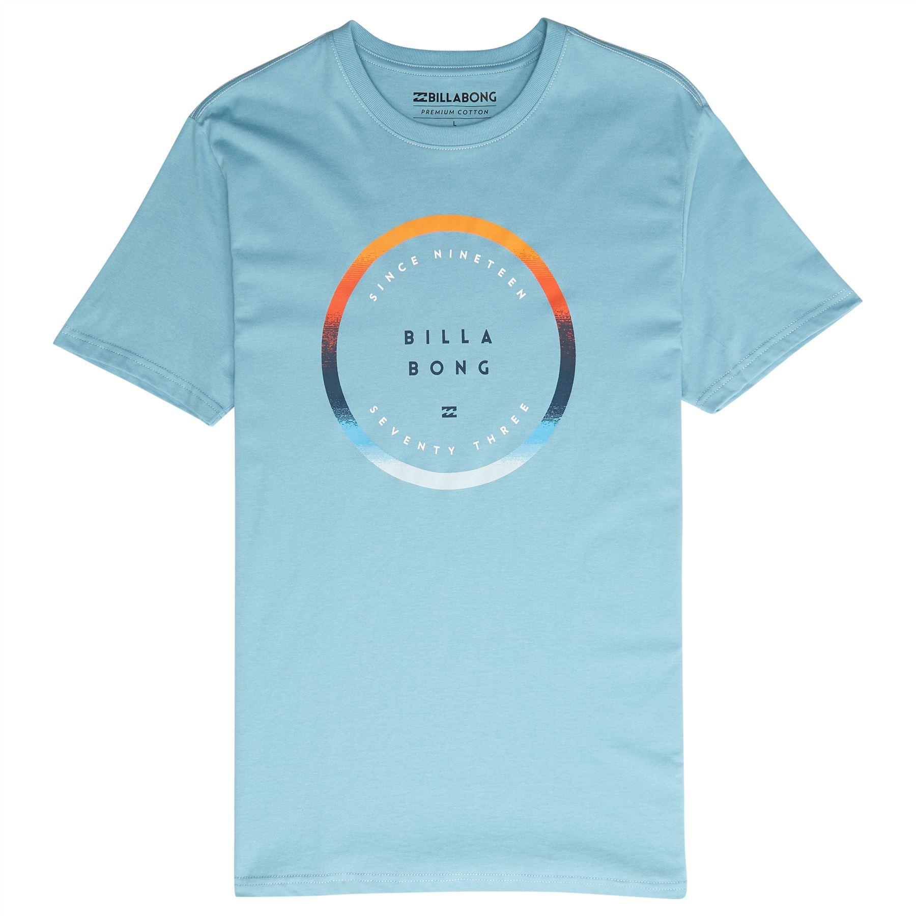 Billabong T-Shirt ~ Rotated   eBay