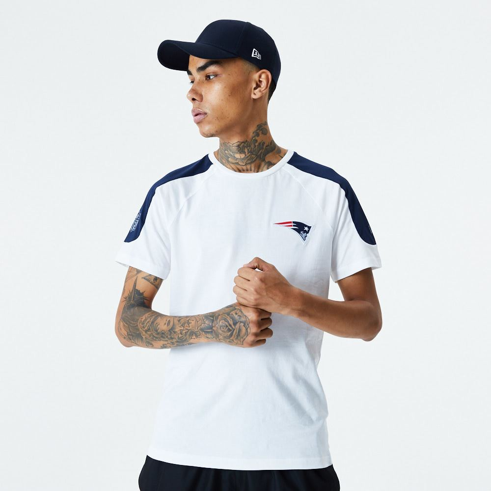 New Era Single Jersey T-Shirt ~ New England Patriots | eBay