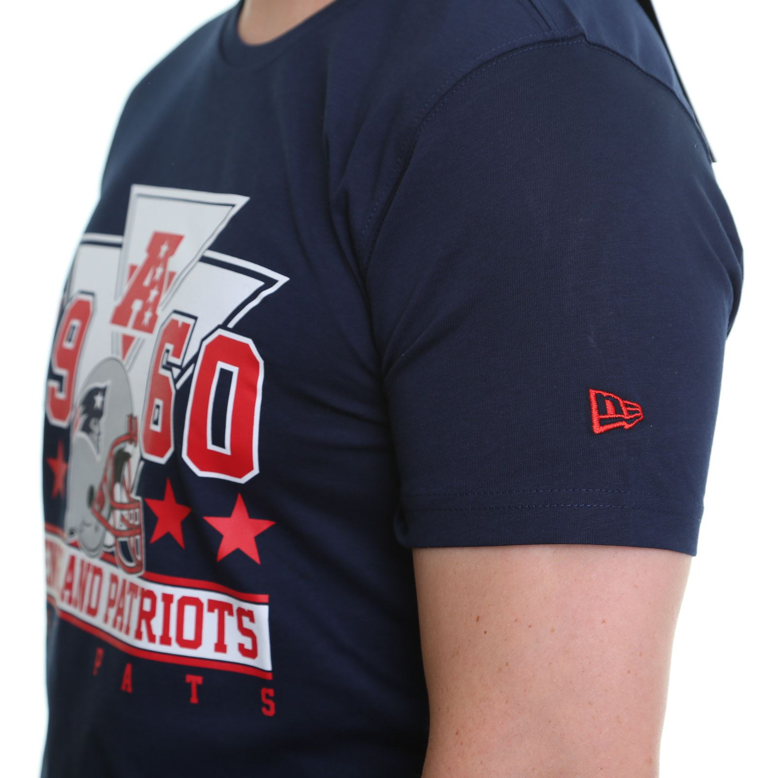 New-Era-Triangulo-Classic-T-Shirt-New-England-Patriots