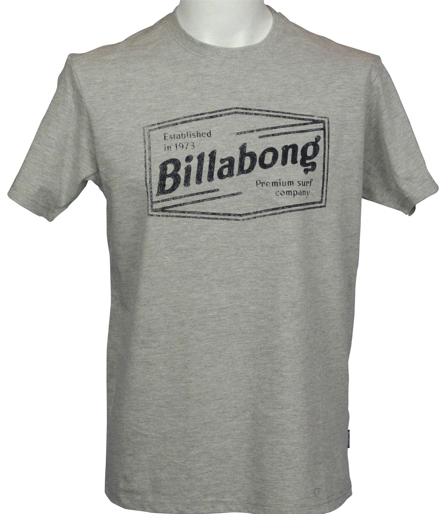 Billabong Men's Heather T-Shirt ~ Labrea