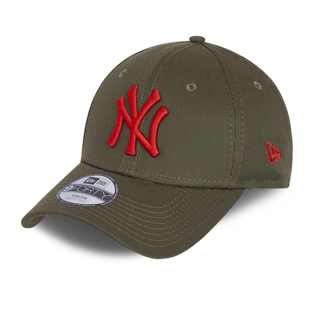 New Era League Essential Kids Trucker Cap ~ New York Yankees