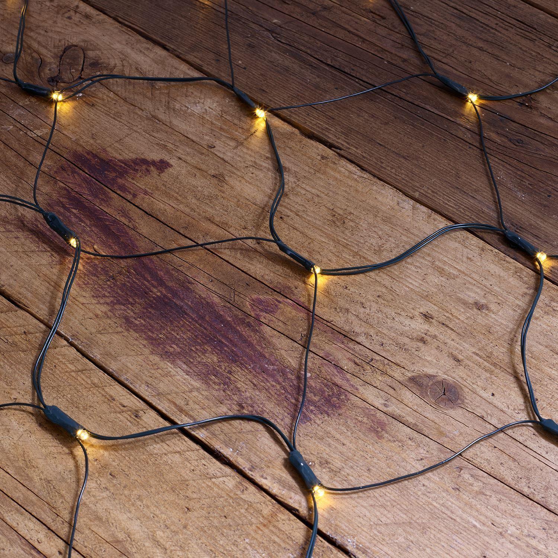 King Avon 105 LED Outdoor Solar Net Light Garden Lighting Blanket Fairy Lights