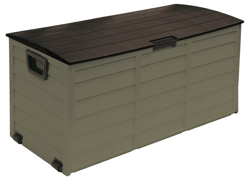 vinsani waterproof garden patio house garage outdoor plastic storage