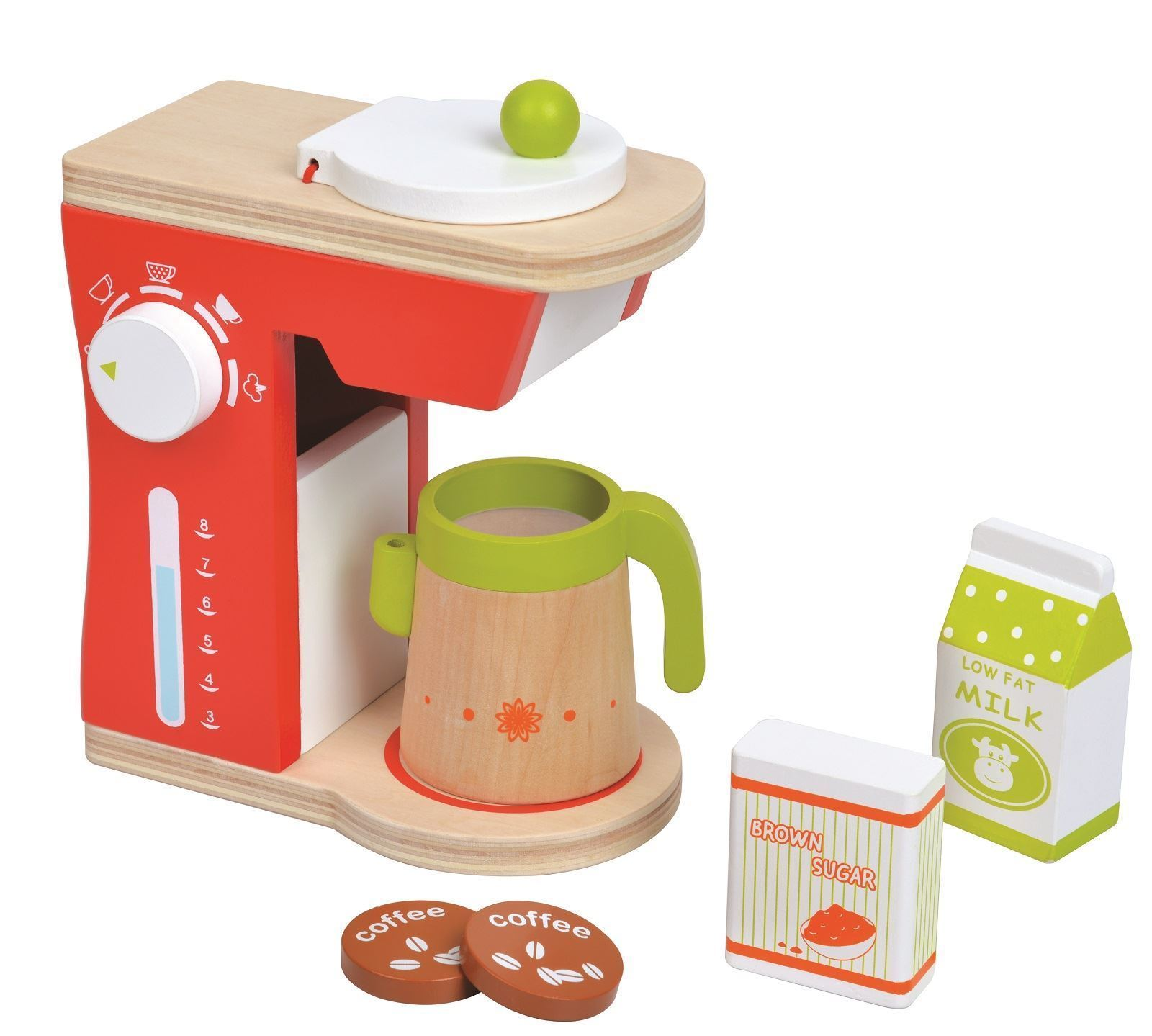Lelin In Legno Per Bevande Caff 232 T 232 Frullatore Mixer