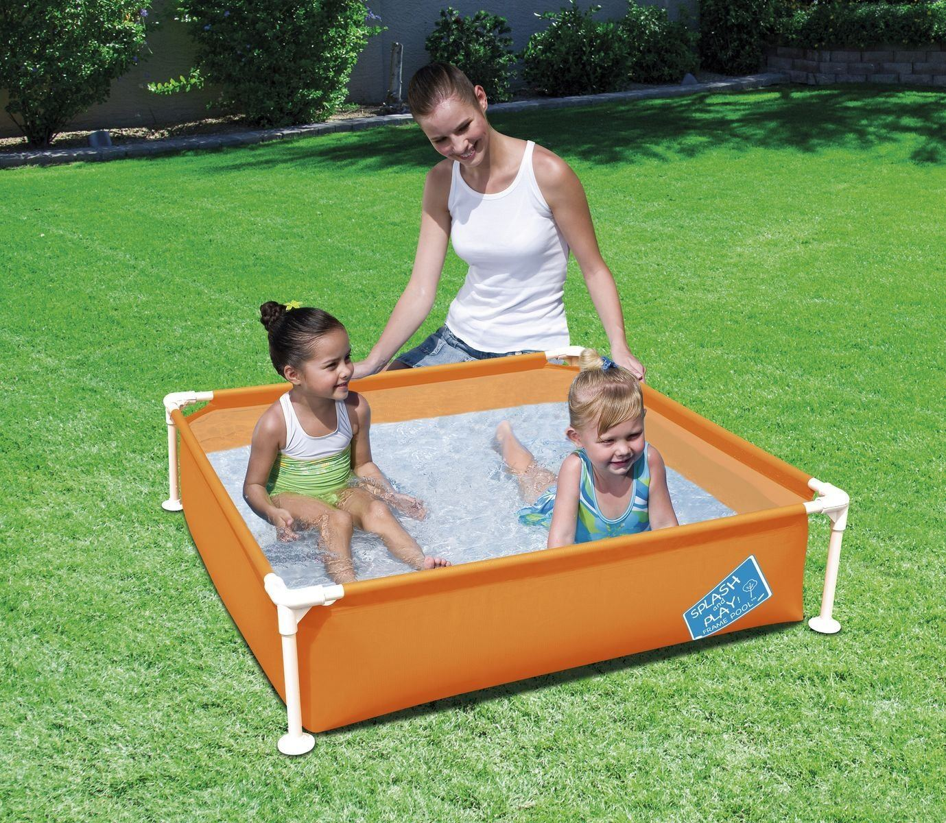 My First Frame Family Garden Outdoor Paddling Swimming